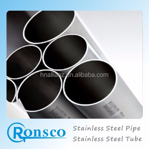 Hot sale ASTM 163 incoloy 800 stainless steel flue pipe in high quality