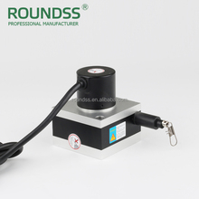 Manufacturer high quality 0-1500mm digital draw wire sensor