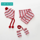 Ebay hot-selling Christmas gift for kids knitted scarf hat glove sets