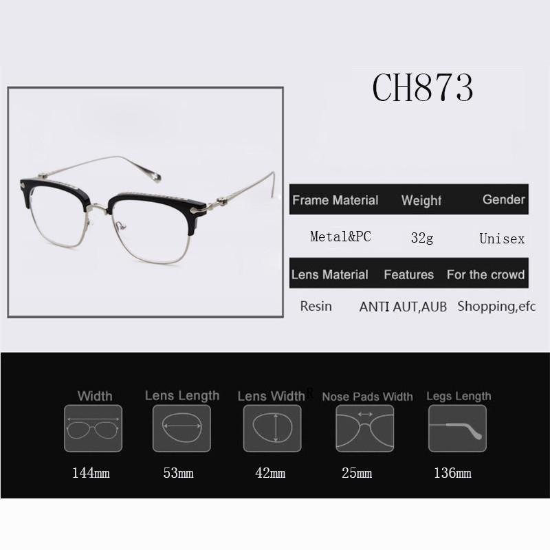 afcf7a303f 2018 Wholesale 2017 Brand Designer Gold Metal Eyeglasses Frame For ...