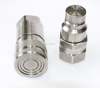 Stainless Steel Flat Face Hydraulic Quick Coupling For FASTER-2FFN/2FFI Series Interchanged