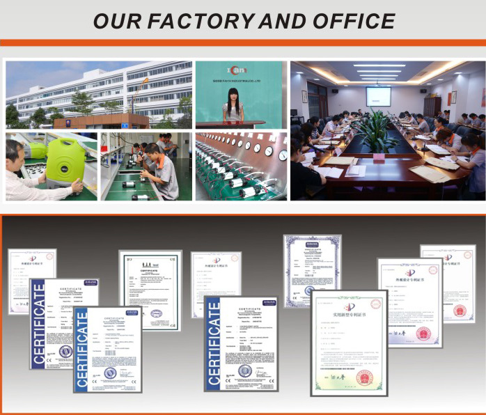 factory & certificates