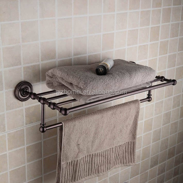 Metal Hanging Towel Shelf, Metal Hanging Towel Shelf Suppliers And  Manufacturers At Alibaba.com