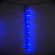 Led icicle dripping lights outdoor christmas decoration
