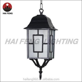 Black Aluminum Pendant Lamp Garden Waterproof Pendant Light Buy