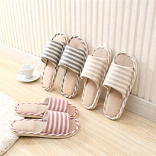 Cheap Wholesale Personalize Women Indoor Cotton Bedrooms Slippers Shoes