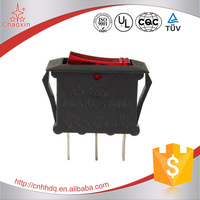 High Quality ST-001 Rocker Switch Type Circuit Breaker