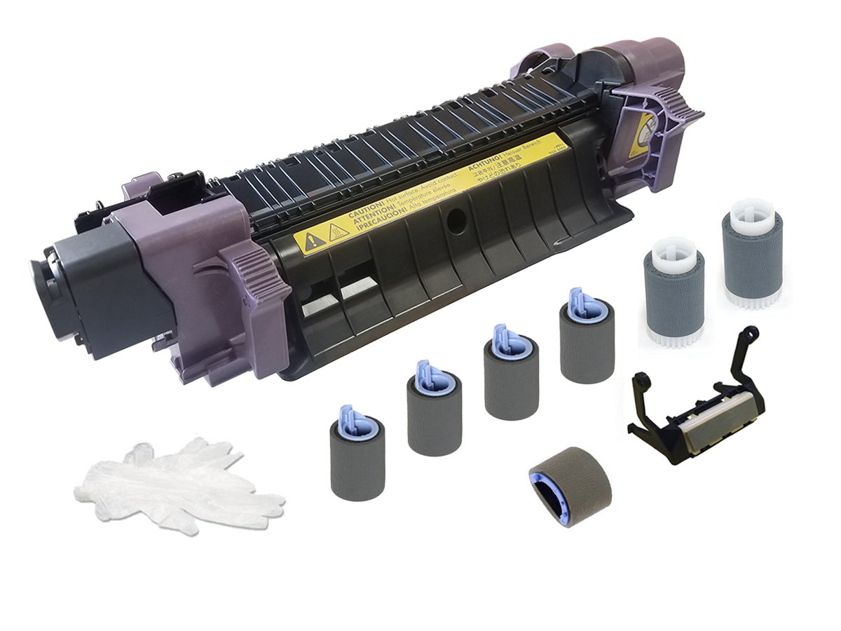 AltruPrint Q7502A-MK-AP Deluxe Maintenance Kit for HP Color LaserJet 4700 / 4730 / CM4730 / CP4005 (110V) includes RM1-3131 Fuser