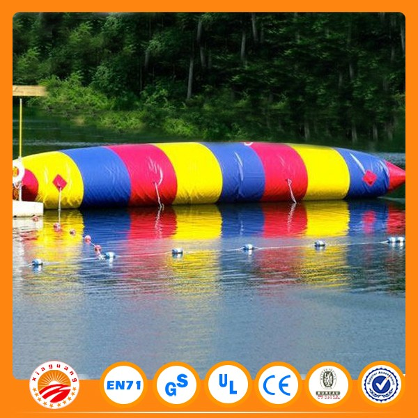 Inflatable water toys for the lake for toddlers on sale