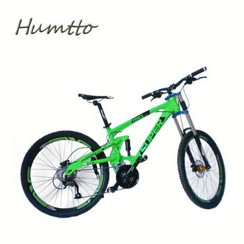 Big Production Ability Mountain Bike With Suspension Fork Parts