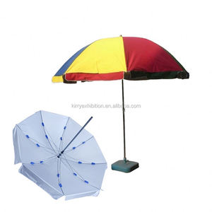 Luxury For Plants Coated Personalized Umbrellas Bulk