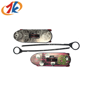 Colorful Funny Sport Toy Miniature Finger Skateboard