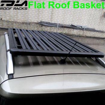 Heavy Duty Aluminium Flat Roof Rack For Toyota Sienna