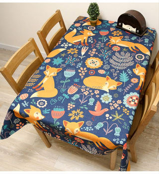 Plastic Christmas Coloring Tablecloth