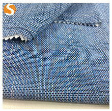 Factory professional product of blue jean knit 100% organic cotton fabric wholesale for boy