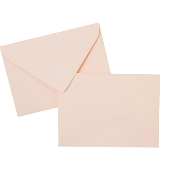 Custom Hot Pink Tiny Printed Envelopes Cheap Envelope Manufacturer