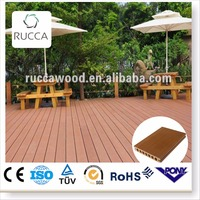 2017 WPC cover supplier artificial plank wood floor panel