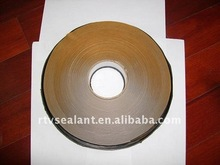 Butyl adhesive tape rubber
