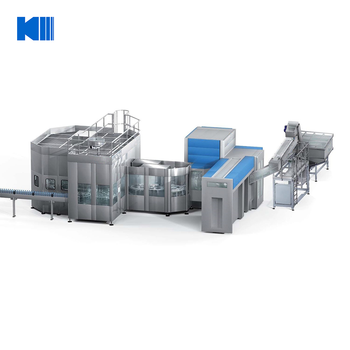High Speed All Types Energy Drinks/ All Soft Drink Blowing/Filling/Capping Combi Machine