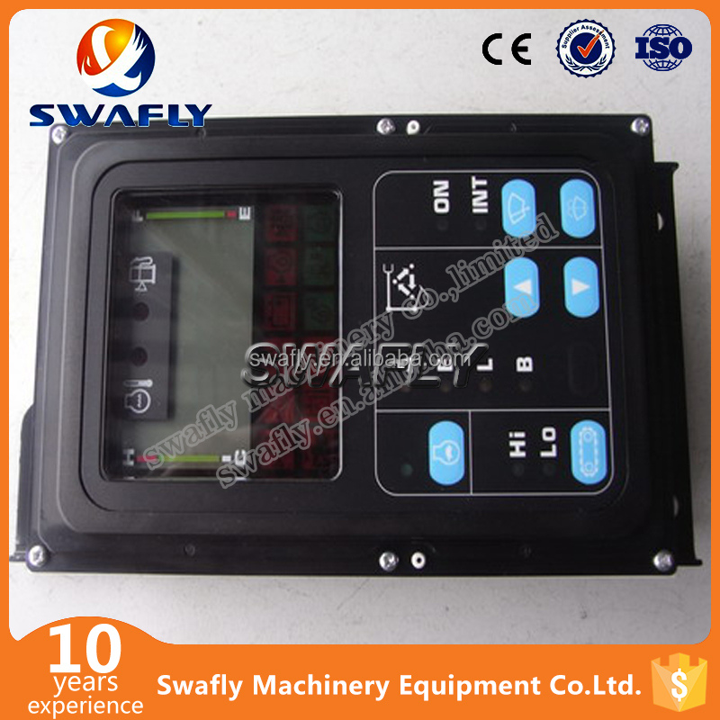 PC130-7 PC130-7K Monitor For Excavator Parts 7835-10-2003 7835-10-5000