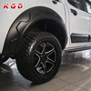 Car Accessories Injection molding universal fender flares for ford ranger