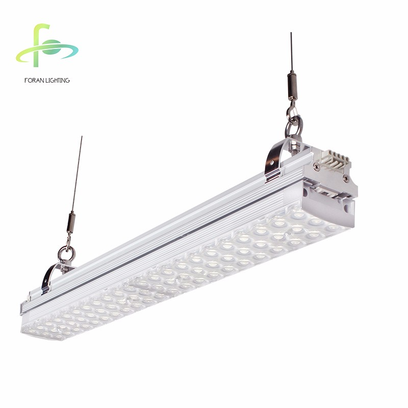 130lm per watt Aluminum Profile Trunking System Led Linear Lights