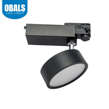 Obals India Price Replacement Parts Light 30w Cob Dimmable Led Track Lighting Spot Fixture Product