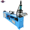 PLC control rectangular steel pipe punching machine for max. 6m long steel pipes