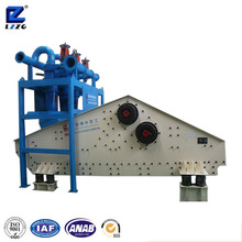 2016 LZZG large output oscillating screen for tailings