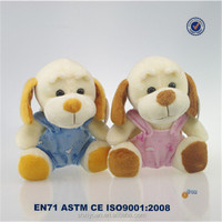 Long ears dressed dog toys/plush toys shop/child dog toys