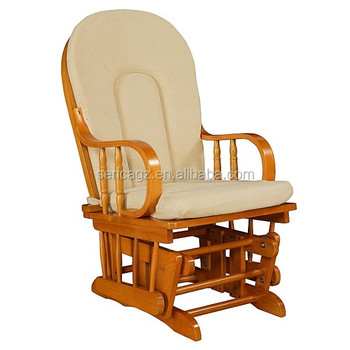 Astonishing 1615 101 Glider Rocker With Pattern Fabric Comfortable Wooden Rocking Chair Buy Furniture Glider Rocker Rocker Recliner Chair Swivel Glider Rocker Unemploymentrelief Wooden Chair Designs For Living Room Unemploymentrelieforg