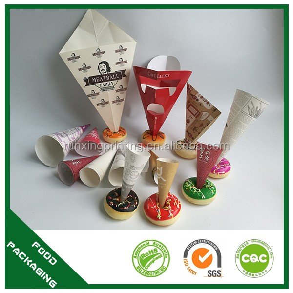 Salad yogurt mix ice cream cartons holder