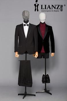 New Arrivals Detachable Face Special Male Bust Dress Form