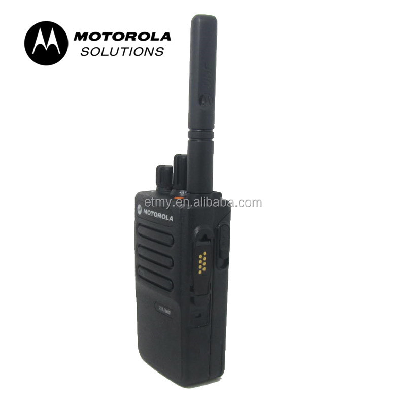 walmart two way radio Digital Motorola DP3441e used walkie talkie