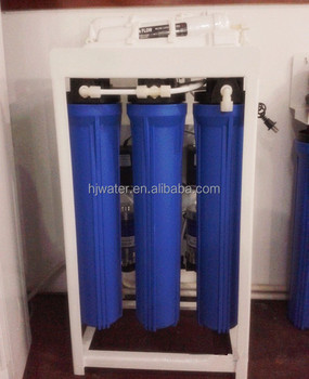 100G commercial RO water treatment system