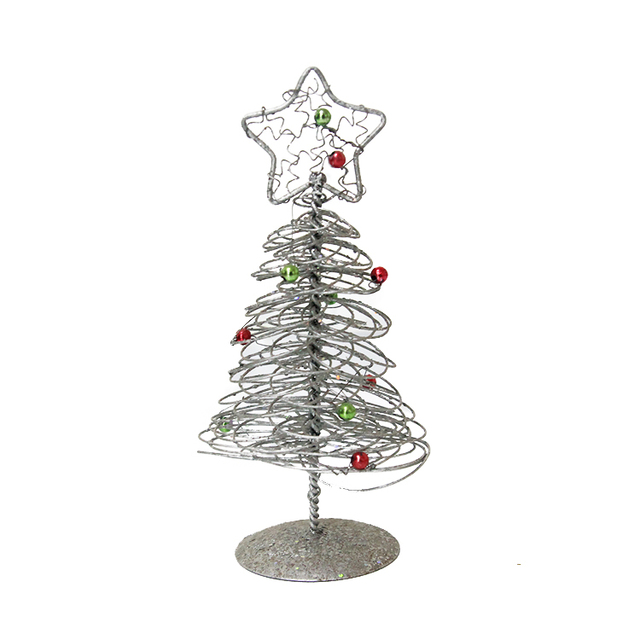 export artificial christmas tree small metal christmas tree decoration - Small Metal Christmas Tree