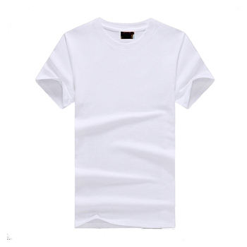 2019 men 100% cotton oem custom logo plain blank promotional election campaign t shirt