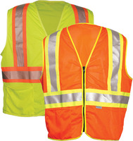 Hot Selling High Visibility Road Cycling motorcycle reflective safety vest