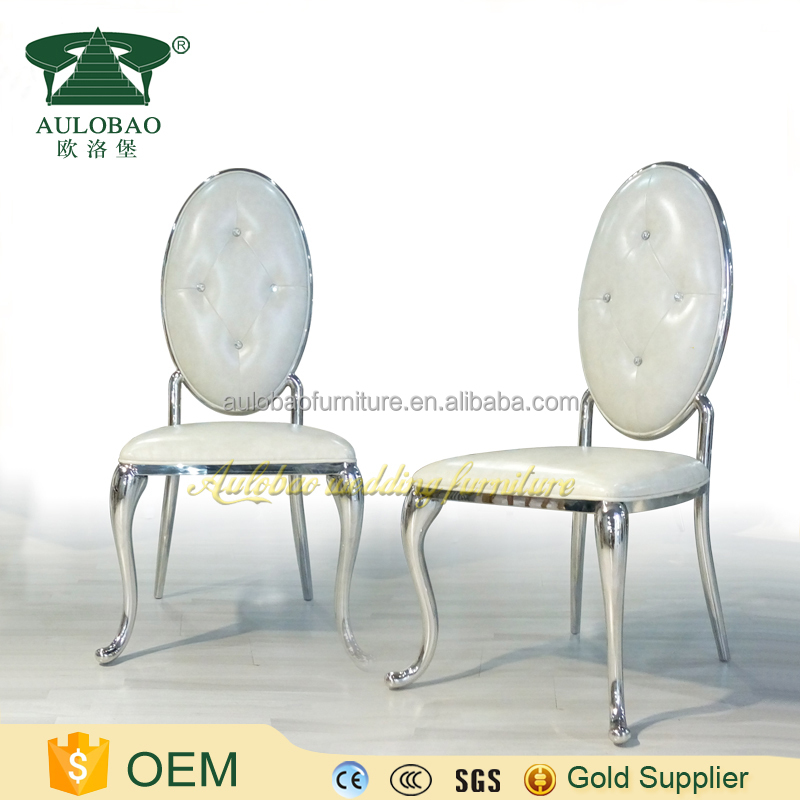 Foshan Shunde Factory high oval back hotel dining chair