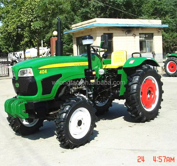 Cheap 4x4 Tractor 40hp 50hp 55hp 60hp 4wd Farm Tractor Wheel Tractor With Front Loader
