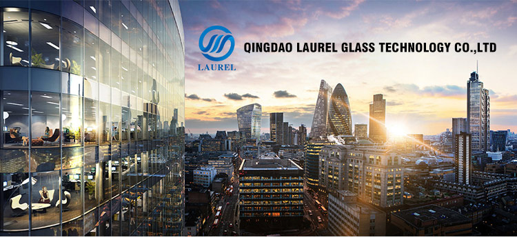 6mm clear tempered laminated safety glass price