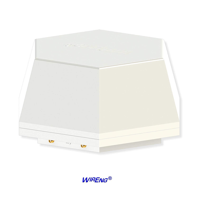 DeskAnt2-MIMO™ Desktop Dual Antenna for NetComm 3G9WB BigPond Portable True MIMO Omni ±45° Industrial Grade Inside/Indoor/Internal