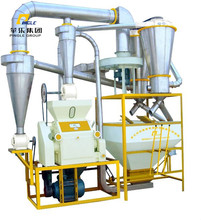 Sturdy construction corn mill grinding machine