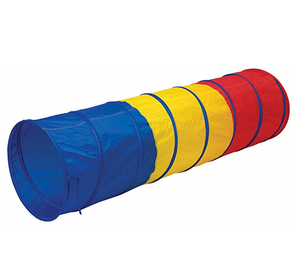 AIOIAI Tent and Crawl Tunnel Combo Kids Climbing Tunnel Pop Up Tunnel
