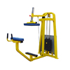 Custom color gym equipment donker calf raise