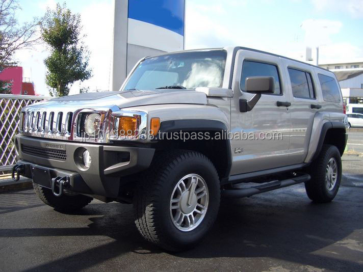 Used Cars - Hummer H3 Type-s D Car (lhd 819709 Gasoline)