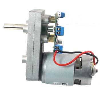 150kg 12v high precision steel gear full aluminium shell for 12v servo motor controller