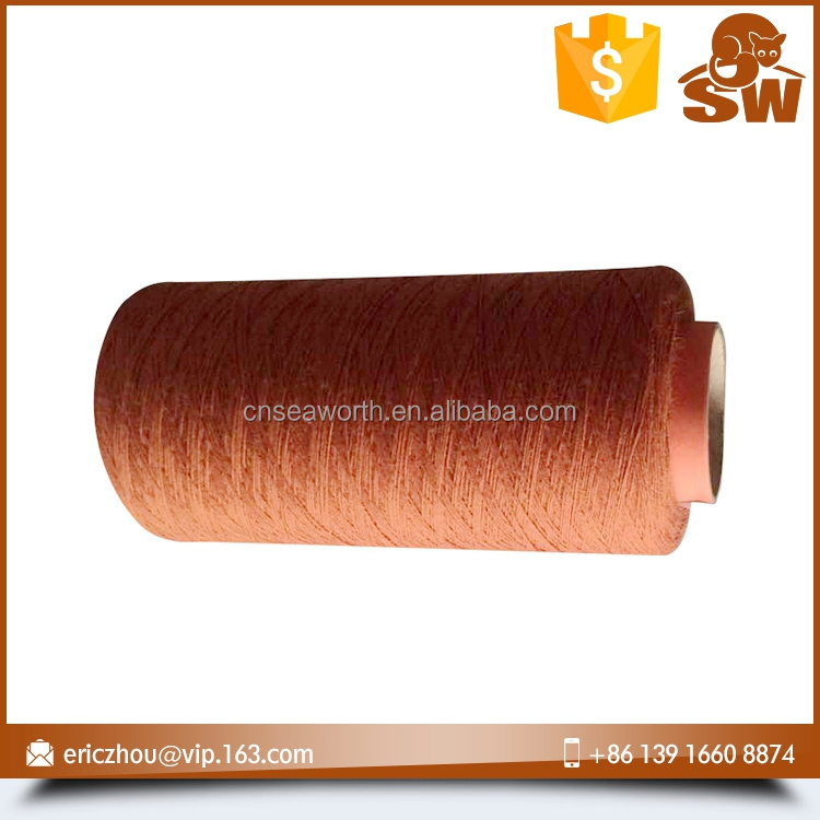 Professional 1/3.5Nm chunky merino wool nylon yarn
