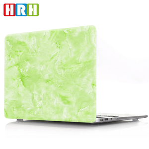 marble laptop pc shell for macbook case for macbook air 13 case a1369 a1466 a1932,hard plastic case for apple laptop