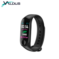 2019 Factory price cheap M3 band fitness tracker smart bracelet health band with heart rate monitor